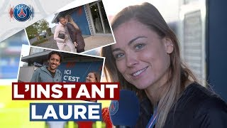 L'INSTANT LAURE : LES BACKSTAGES DE PARIS SAINT-GERMAIN vs SSC NAPOLI