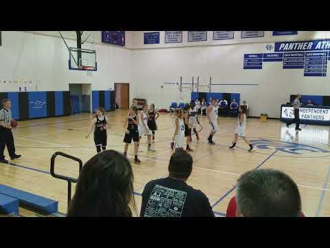 Kingman Girls vs Wichita Independent 2nd Half