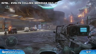 Halo 5: Guardians - All Collectible Locations - Mission 3: Glassed (Intel Files, Skulls)