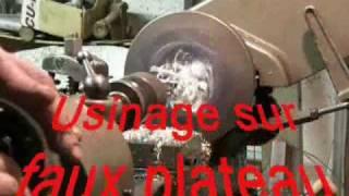 fabrication et montage d'un moteur à air comprimé