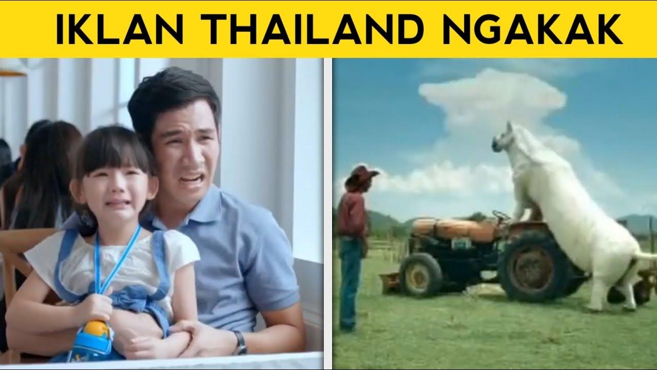 PART 6️⃣ | 5 Iklan THAILAND Paling NGESELIN Bikin Ngakak