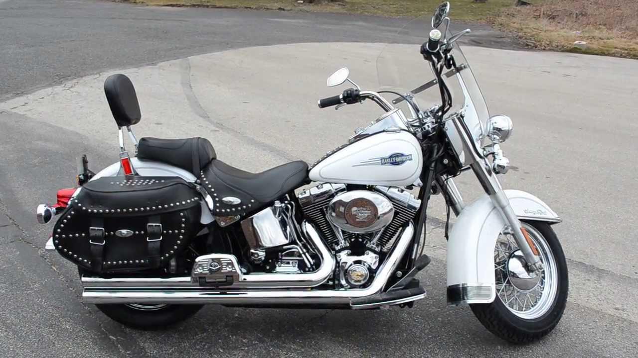 Harley Davidson Heritage Softail Classic Price