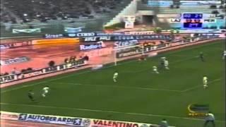 Serie A 1999-2000, day 29 Lazio - Perugia 1-0 (Lombardo)