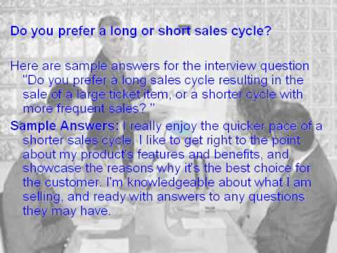 Account executive interview questions