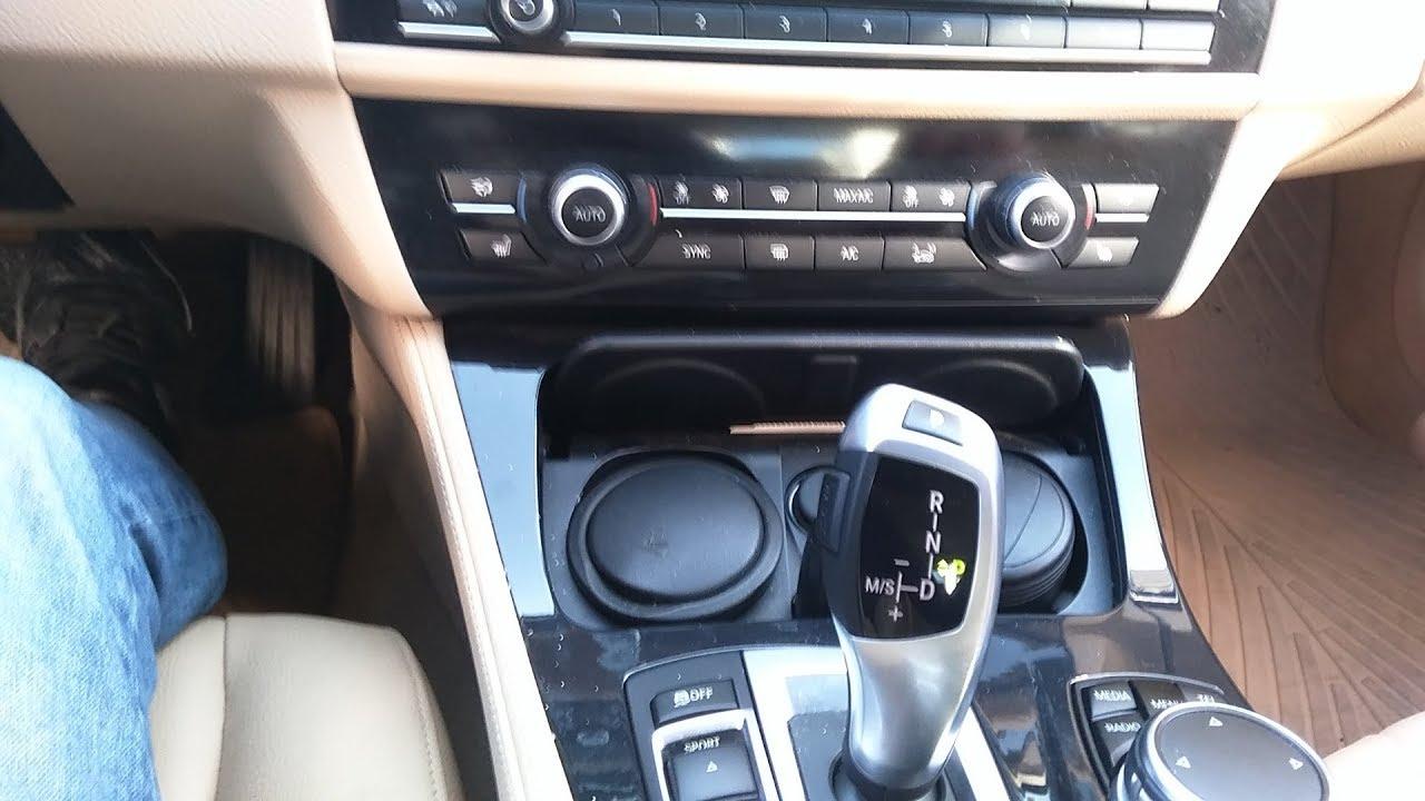 Otomatik arabalarda Vites kullanımı bmw 5.20i açıklamayı oku