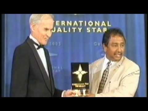 Groupe AL-GAMIL Trophée  de catégorie Or à Genève