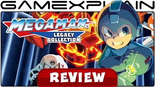 Mega Man Legacy Collection - Video Review (PS4)