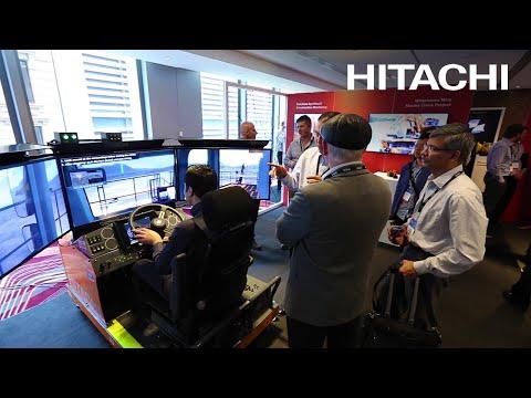 Hitachi Social Innovation Forum 2018 SYDNEY - Hitachi