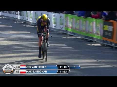Tirreno-Adriatico 2017: Stage 7 highlights