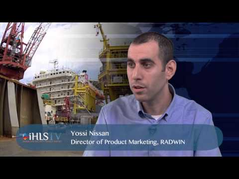 iHLS TV - Yossi Nissan, Offshore Security