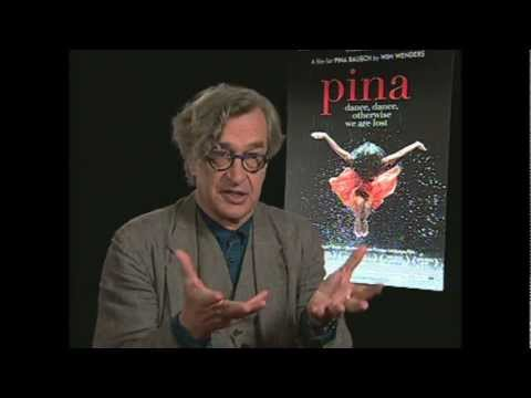 Wim Wenders on His 3D Documentary 'Pina' (Interview by Jonathan Kim)