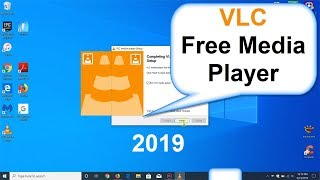 Gambar cover How to Download VLC media player for Windows 10 2019 - Free & Easy