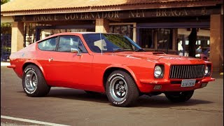 10 Powerful Brazilian and Argentinian Muscle Cars