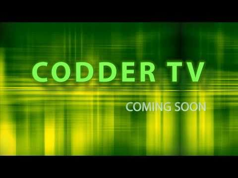 CODDER TV - NEW ENTERTAINMENT CHANNEL - COMING SOON