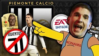 FIFA 20 БЕЗ ЮВЕНТУСА: EA SPORTS УНИЖЕНЫ