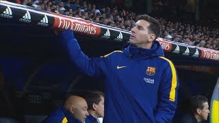Funny Moments On The Bench  Messi Neymar CRonaldo Marcelo