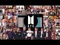 BTS Boy With Luv MV mashup / reaction FunnyWoodong