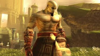 God of War - Kratos Sacrifices Power To See Daughter (Chains of Olympus)