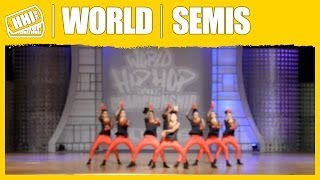 Sorority - New Zealand (Varsity) @ HHI's 2013 World Hip Hop Dance Championship