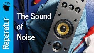 PC Lautsprecher Creative T40 - das Rauschen im Kanal