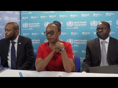 Africa Media Leader Briefing on COVID-19 - March 19, 2020