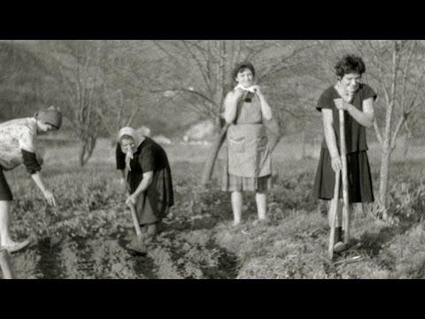 LURRA, LANA, IZANA Usurbilgo emakume baserritarren ahotsa
