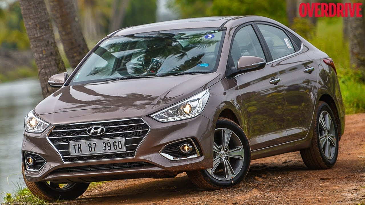 2017 Hyundai Verna Review Specifications And Features