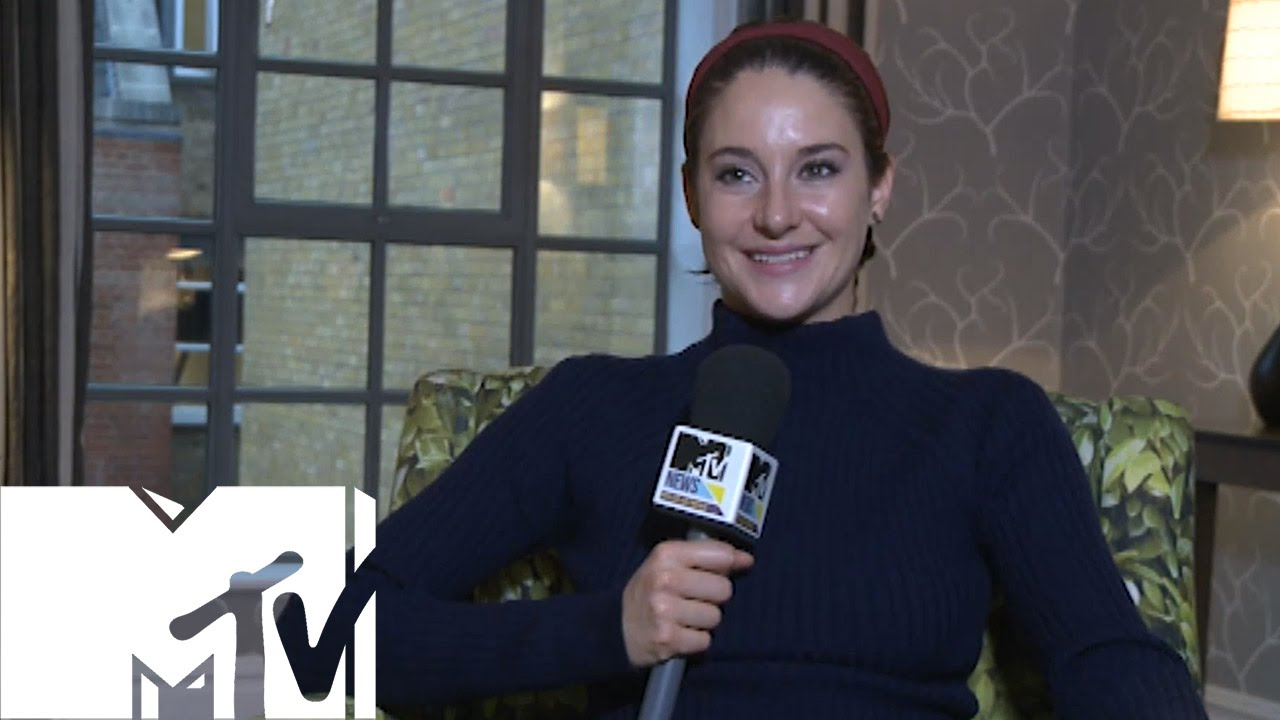 Shailene Woodley Wants To Star In A Marvel Movie | MTV Movies