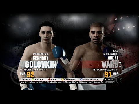 Gennady Golovkin vs Andre Ward Fight Night Champion Prediction