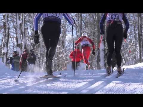 Yahoo! Sports Report - 2014 American Birkebeiner