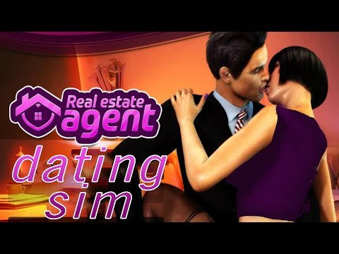DATING SIM - Real Estate Agent #1