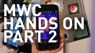 More MWC Cool Stuff: Nokia 8 Sirocco, Lenovo Yoga 730, CAT S61, 5G Battles