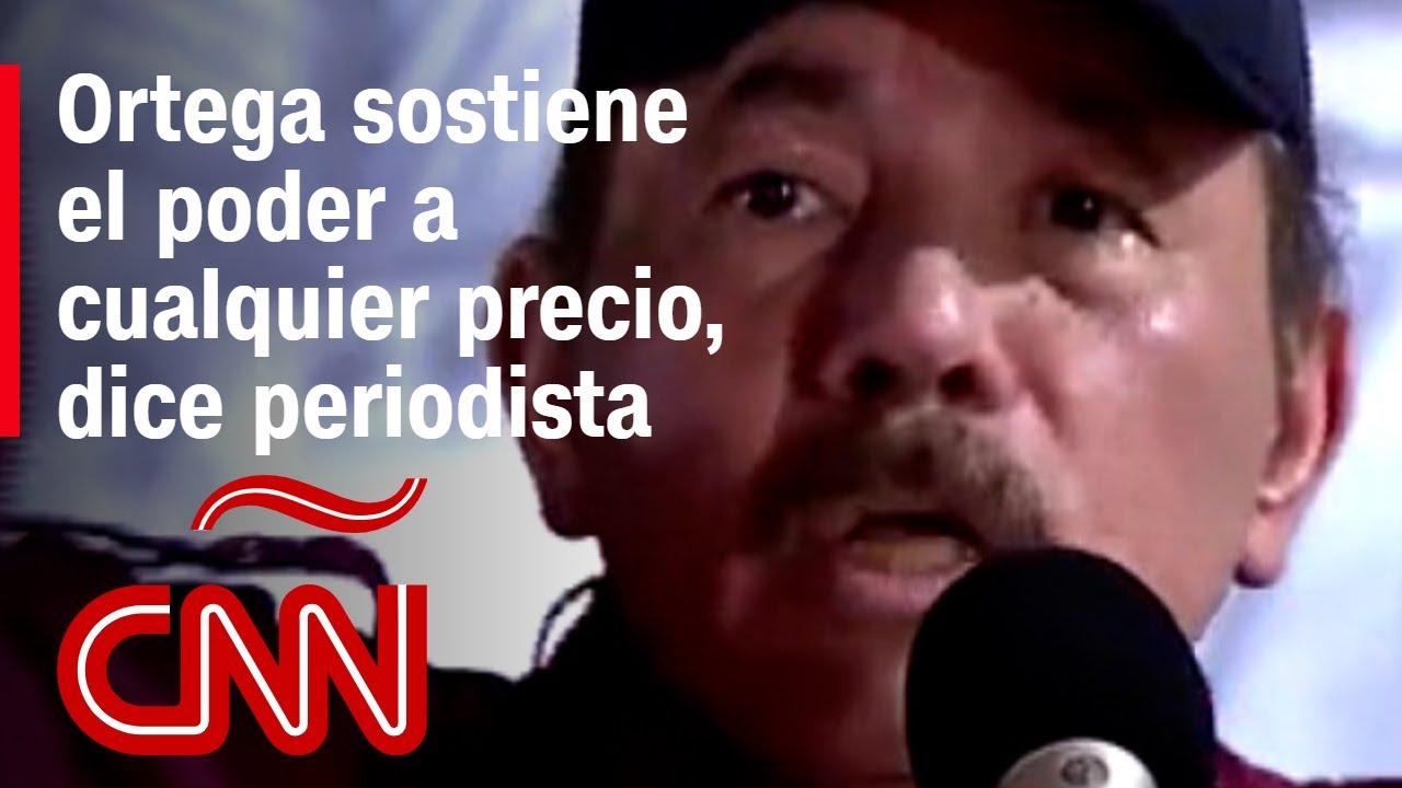 """""""Ortega y Murillo se mantienen en el poder con la fórmula Putin"""", opina periodista"""