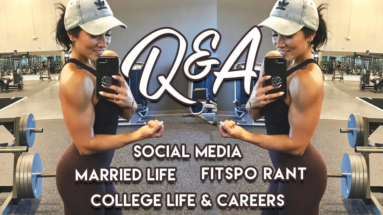 Download Q&A | Being A Fitness Influencer | Audacious Bikini Prep Ep. 15