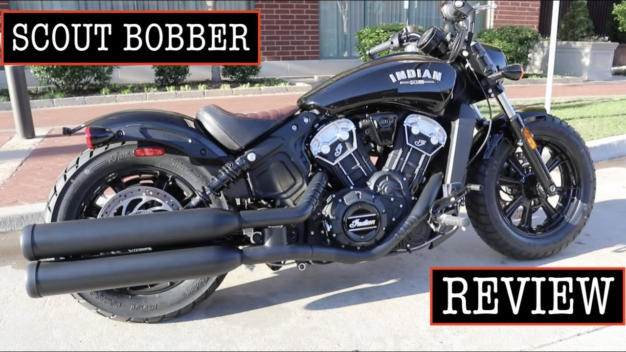 2019 Indian Scout Bobber review