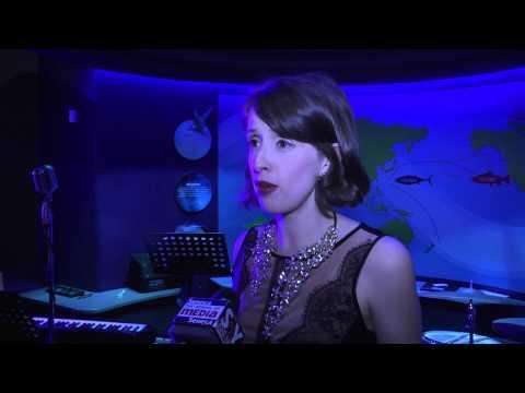 Friday Night Jazz at Ripley's Aquarium of Canada - Alex Simpson - S@Y News/SiriusXM