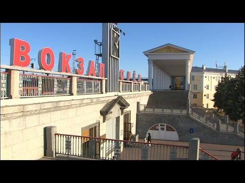 В Орле на вокзалах измеряют температуру всем приезжающим - Россия 24