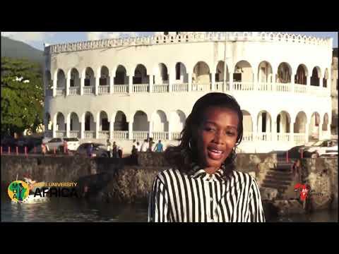 Miss University Africa Comoros 2018 Contestant