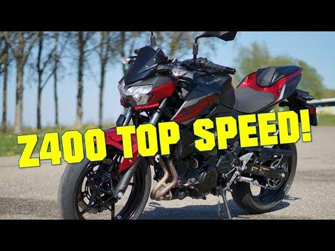2019 Ninja 400 Review