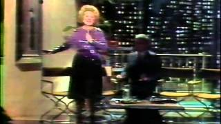 Ethel Merman, There's No Business Like Show Business, 1978 TV