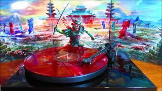 Iron Maiden Hell On Earth Senjutsu Red Vinyl