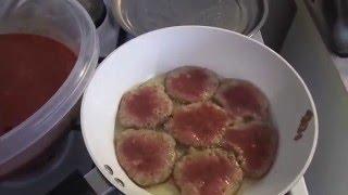 Приготовление антрекотов на сковороде из куриной печени