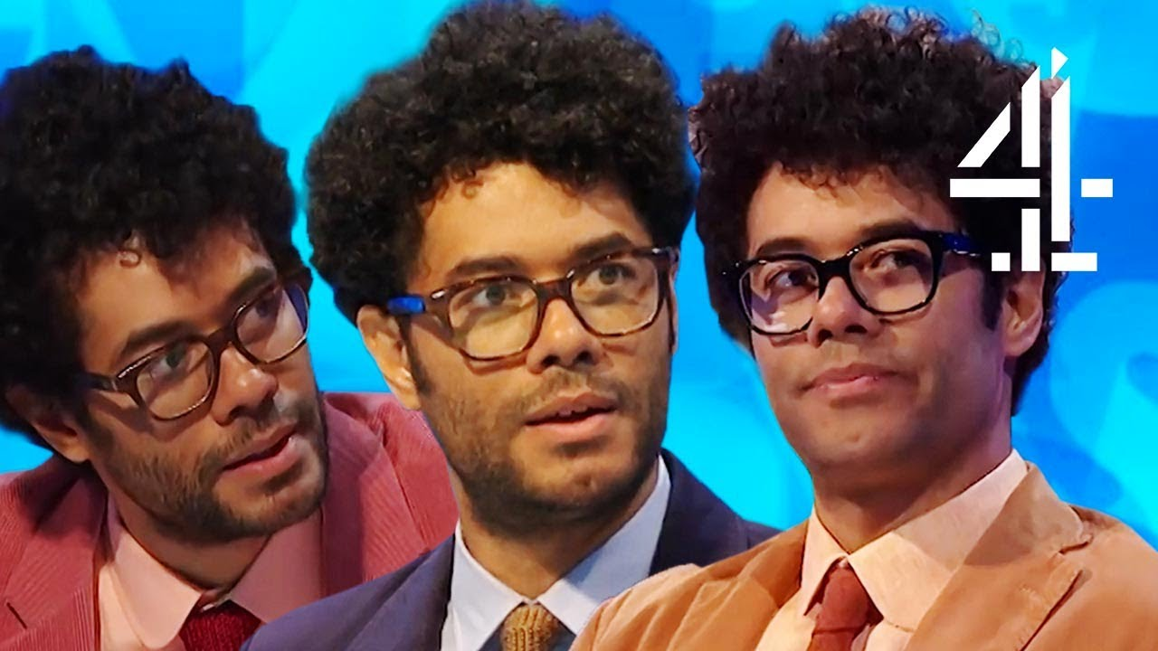 """""""Delightful News for Someone Who Cares!""""   Best of Richard Ayoade   8 Out of 10 Cats Does"""