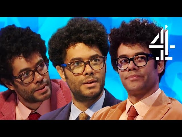 Delightful News for Someone Who Cares! | Best of Richard Ayoade | 8 Out of 10 Cats Does Countdown