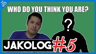 JAKO VLOG 5: WHO DO YOU THINK YOU ARE?! (ft. Sheila Snow, Bogart the Explorer, Den Gerard)