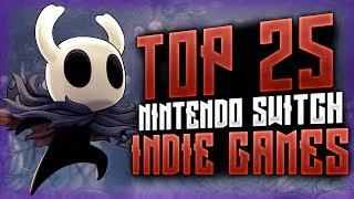 Top 25 Nintendo Switch Indie Games | 2020