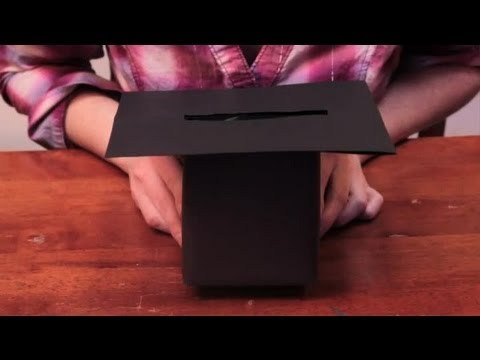 How To Decorate A Graduation Card Box Arts Crafts Youtube