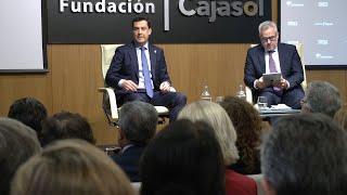 Entrevista al presidente de la Junta de Andalucía, Juanma Moreno