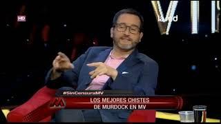 Mentiras Verdaderas – Profesor Rossa-Don Carter - Lagarto Murdock– Viernes 01 de Junio 2018