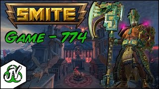 Smite Gameplay - Game 774 - Chaac Solo